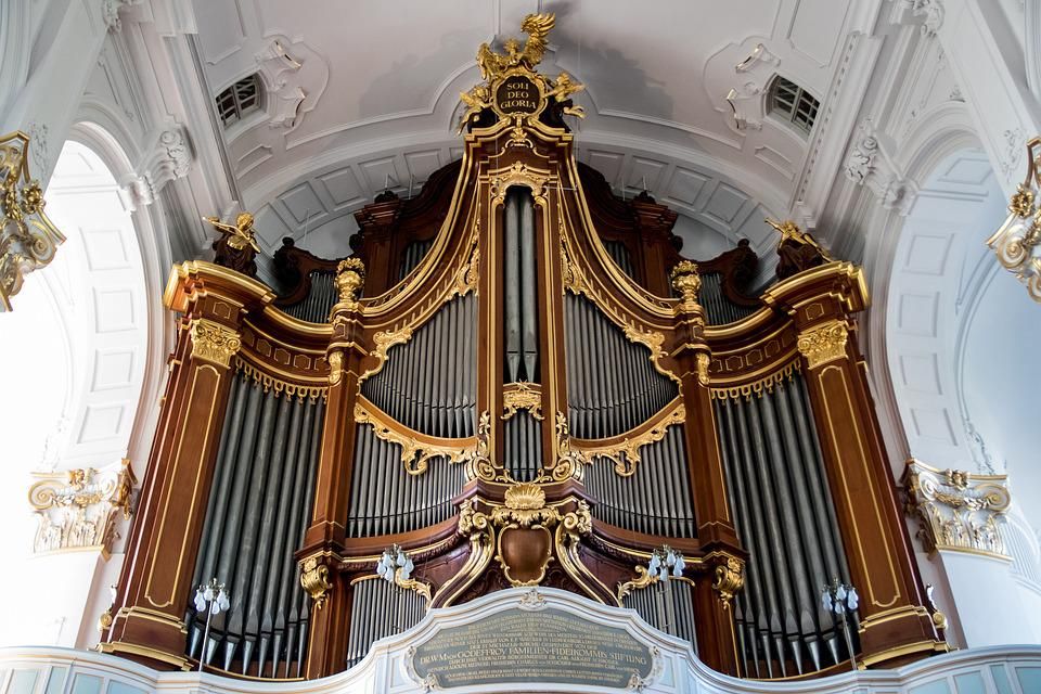 Organ, Church Organ, Organ Whistle, Music