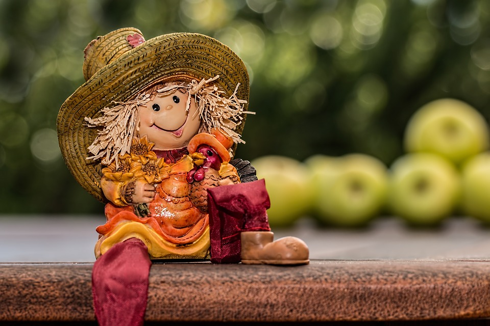 Farm Girl, Harvest, Agriculture, Autumn, Organic