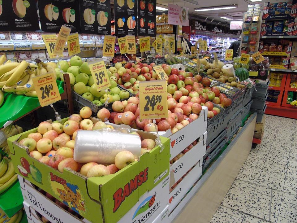 Fruit, Shop, Organic, Super Market, Act, Eco, Groceries