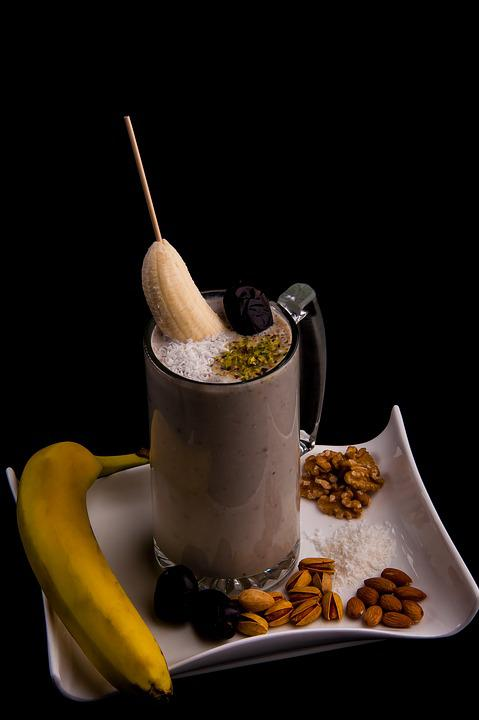 Majoon, Hollylove, Organic, Strongest Smoothie, Date