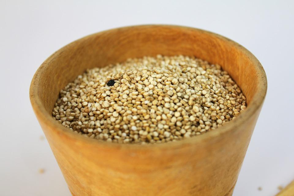 Amaranth, Organic, Food, Uncooked, Gluten-free