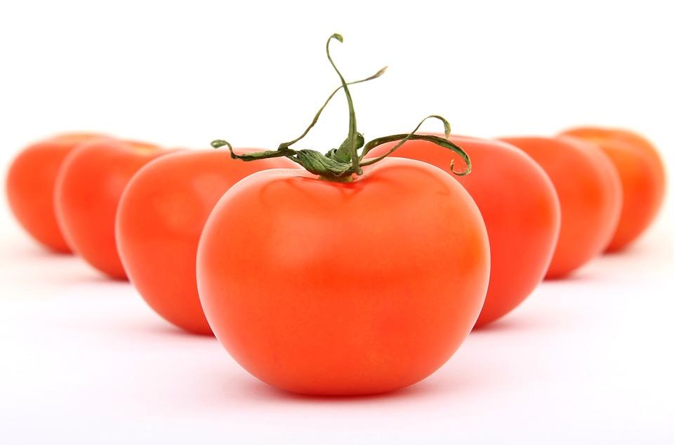 Tomatoes, Fresh, Organic, Red, Vegetable, Food, Ripe