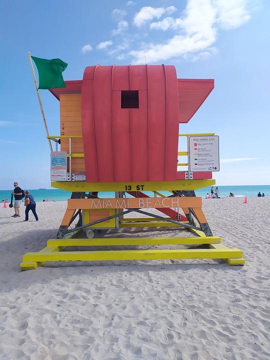 Vacation, Usa, Orlando, Miami, Fun, Disney