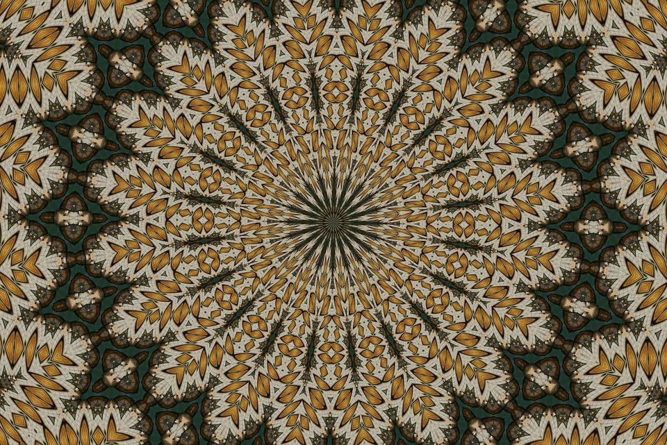 Mandala, Ornament, Wallpaper, Decor, Decorative