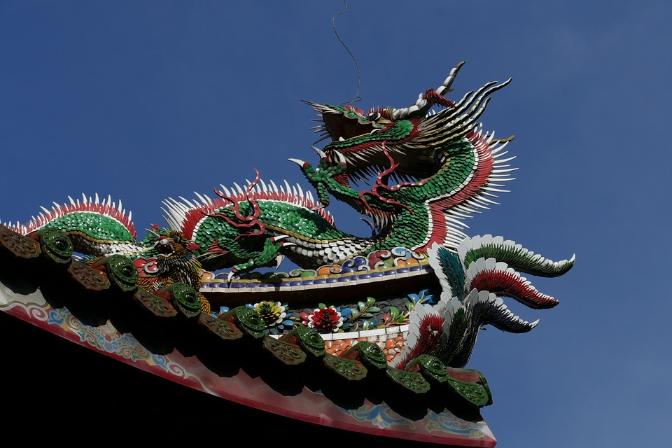 Temple Dragons Asia Roof Buddhism China Ornament & Free photo Ornament Roof Dragons Buddhism Temple Asia China - Max ... memphite.com