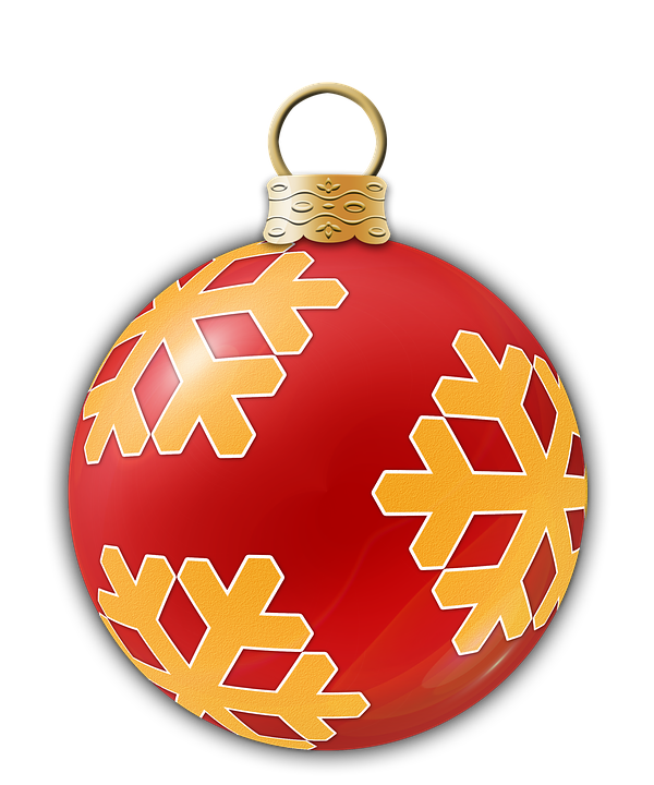 Christmas, Flask, Ornament, Xmas