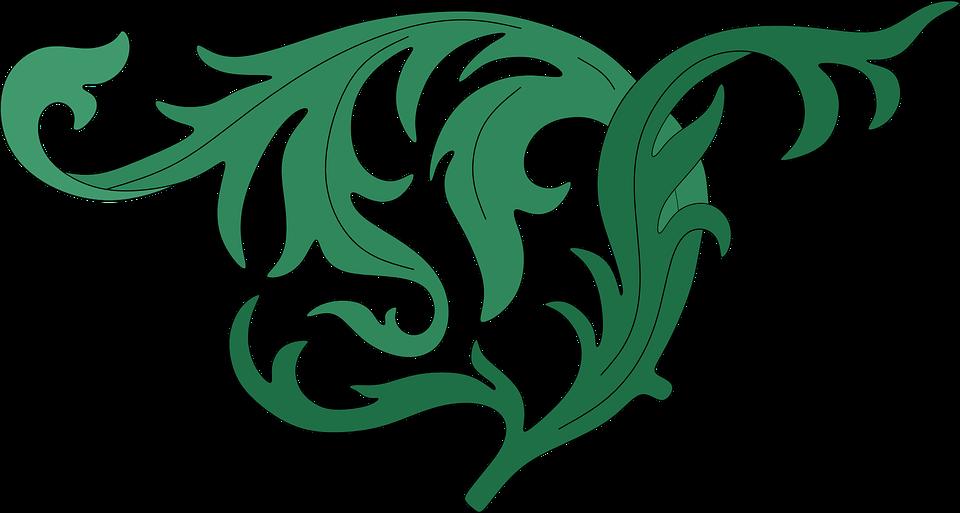 Ornamental, Plant, Green