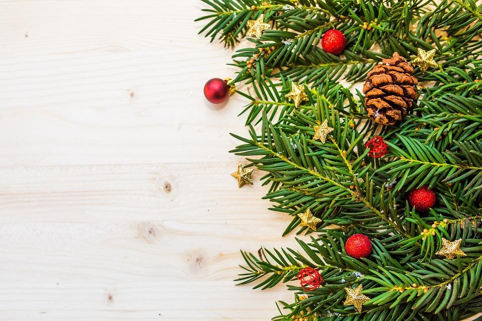 Christmas Tree, Ornaments, Decorations, Fir, Fir Tree