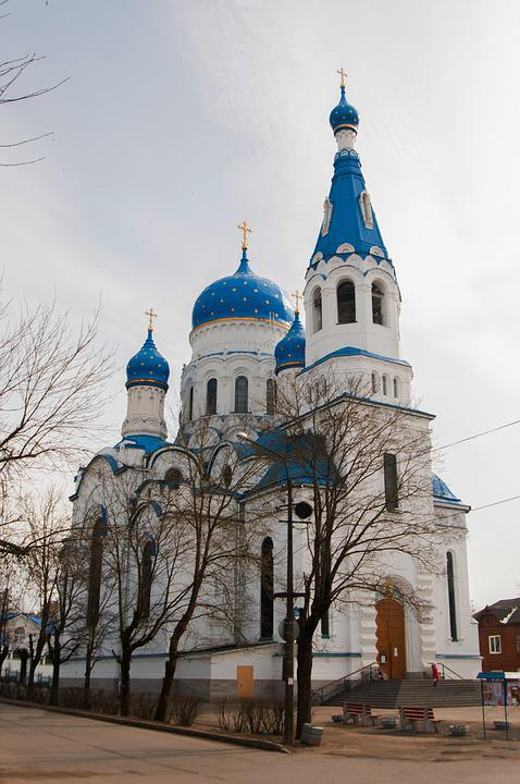 Architecture, Church, Religion, Cathedral, Orthodox