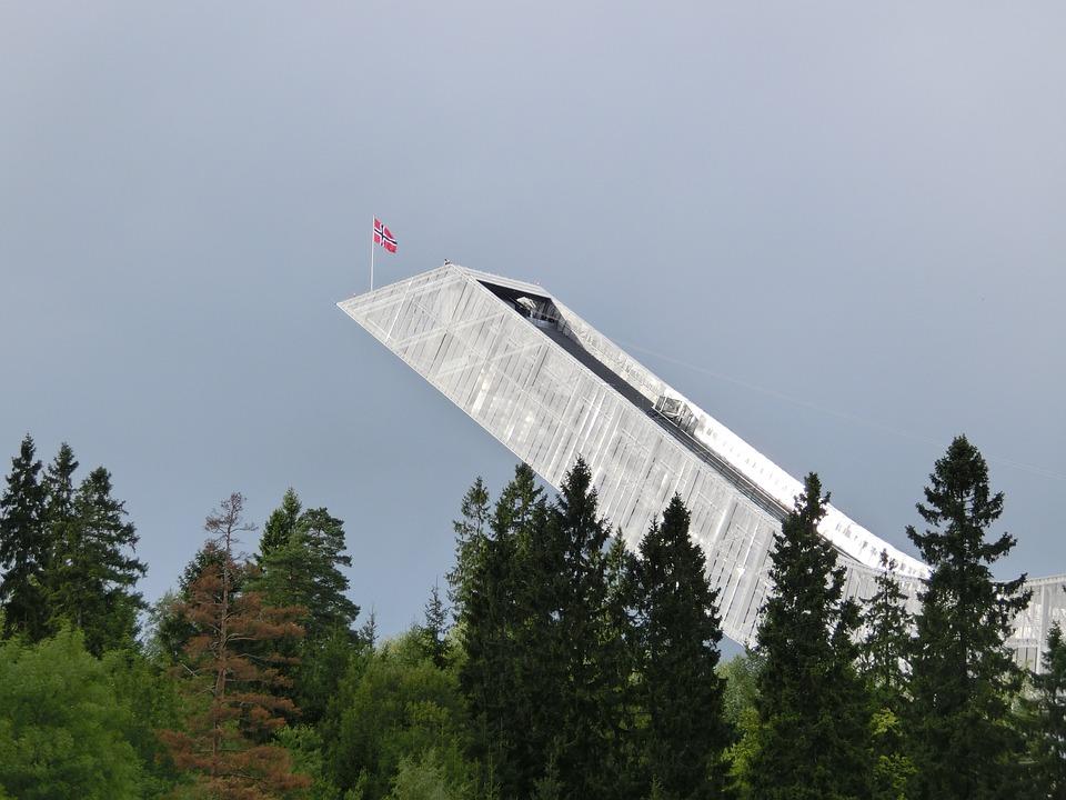 Holmenkollen, Hill, Ski, Ski Jumping, Ski Jump, Oslo