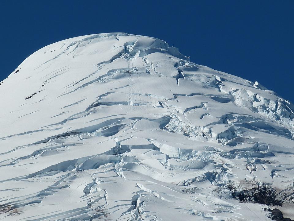 Osorno, Summit, Chile, South America, Puerto Varas