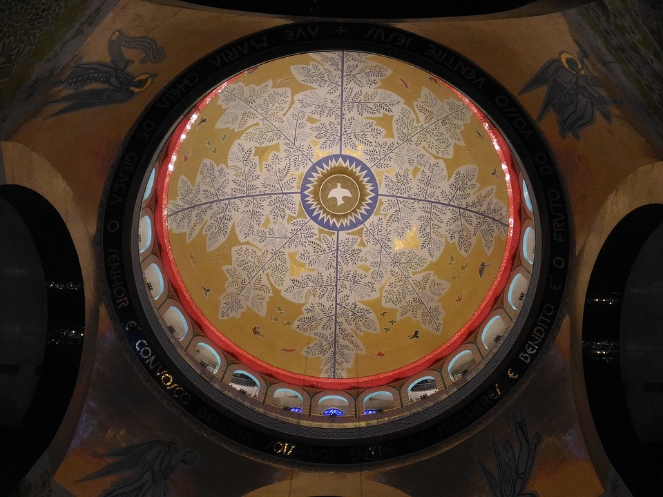 Dome, Aggarwal, Our Lady, Mother, Conception, God
