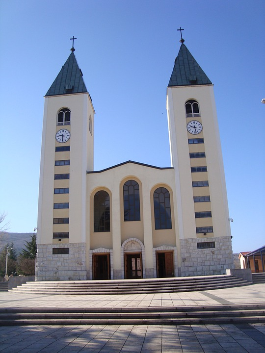 Church, Our Lady Of Medjugorje