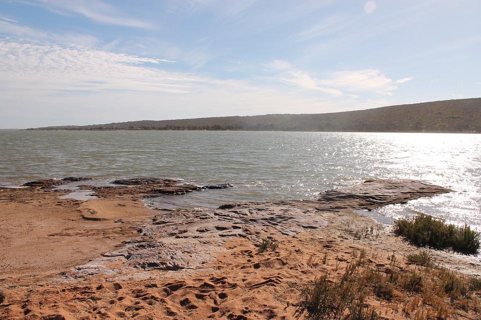 Murchison River, Kalbarri, Infinite Width, Outback