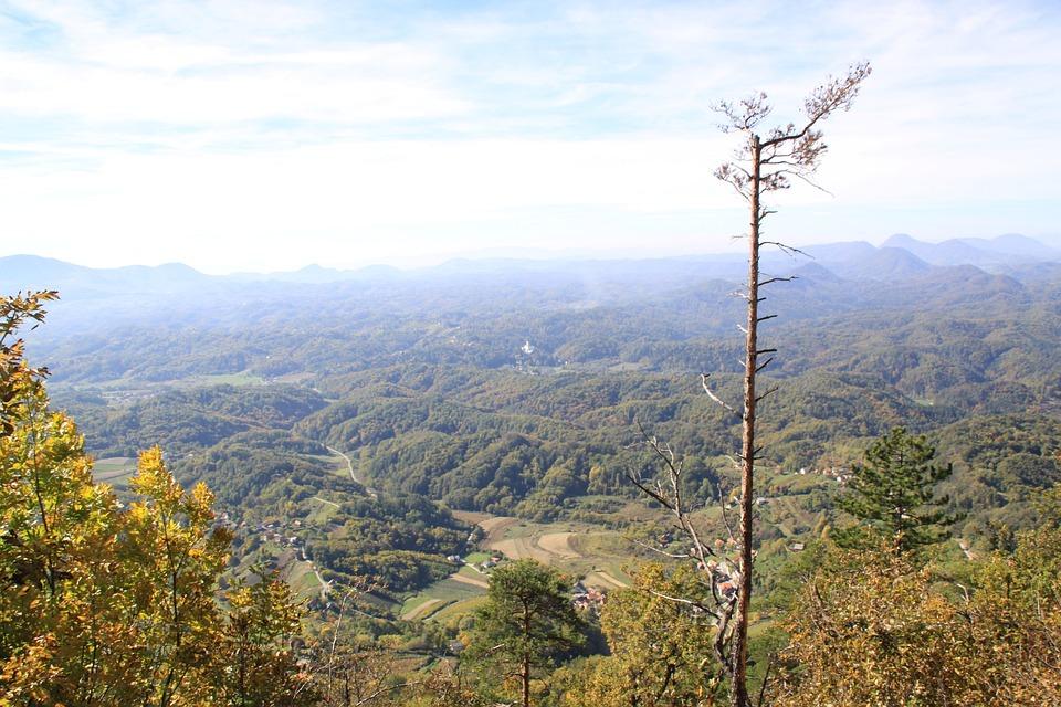 Mountain, Nature, Valley, Outdoor, Travel, Adventure