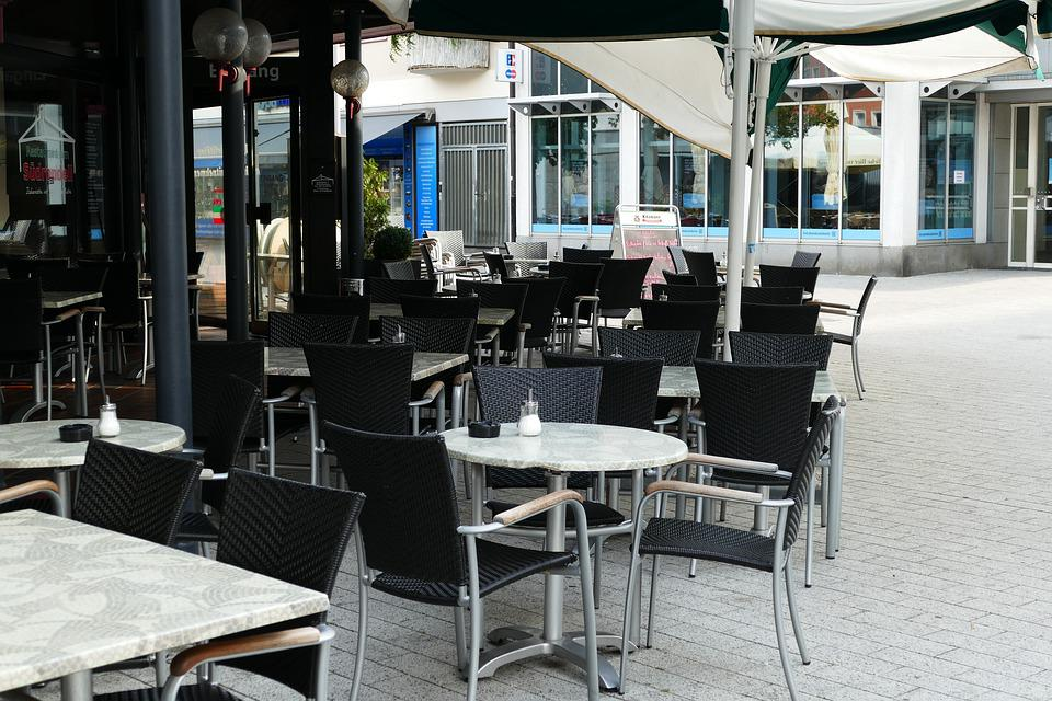 Cafe, Outdoor, Coffee, Dining Tables, Chairs, Come