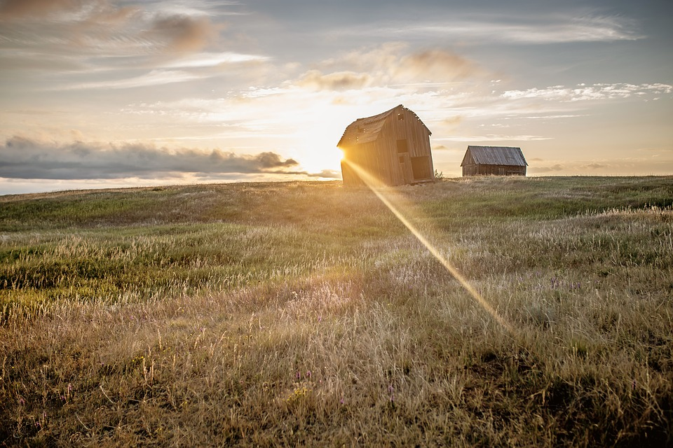Landscape, Outdoor, Sunset, Nature, Sky, Light, Sun