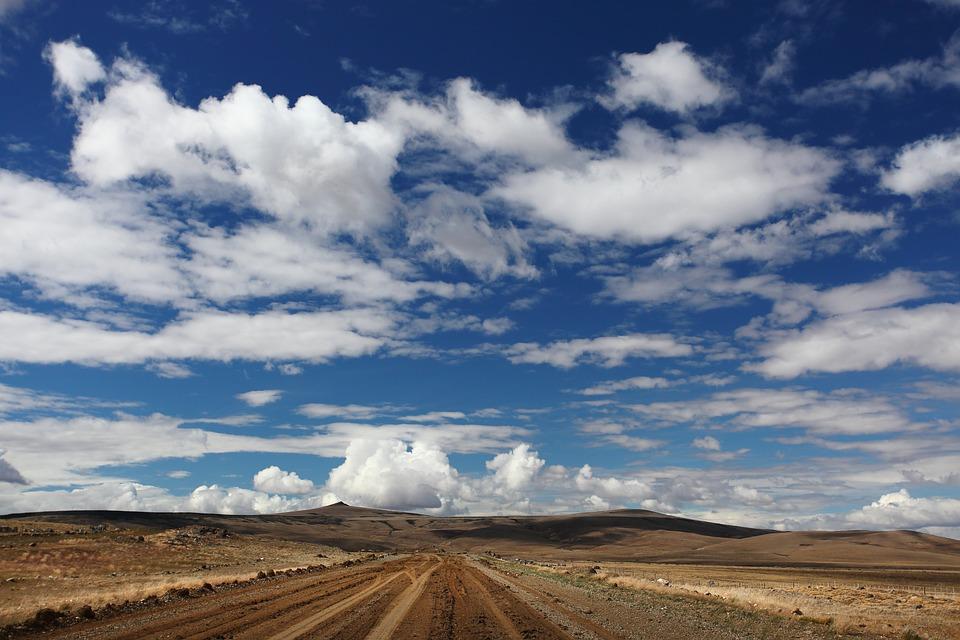 Landscape, Sky, Clouds, Outdoor, Travel, Nature
