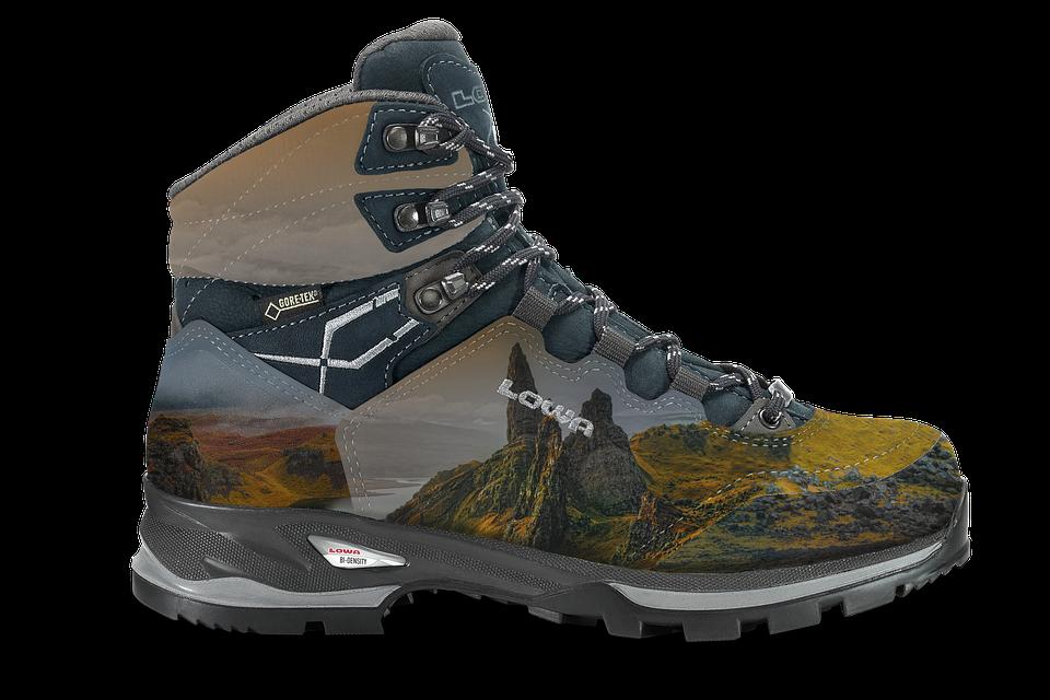 Shoe, Hiking Shoes, Hiking, Mountain Shoe, Outdoor