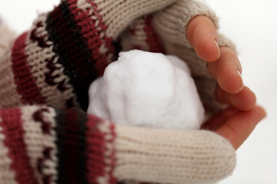 Cold, Glove, Gloves, Hand, Hands, Knit, Outdoor, Play