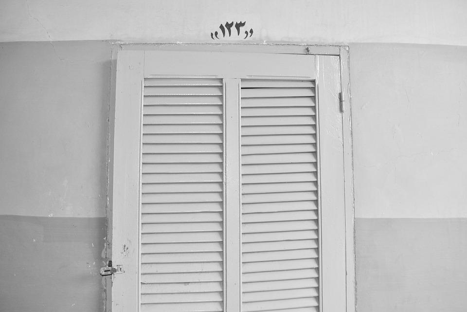 Room, Door, Outdoors, Change, Place, Wood