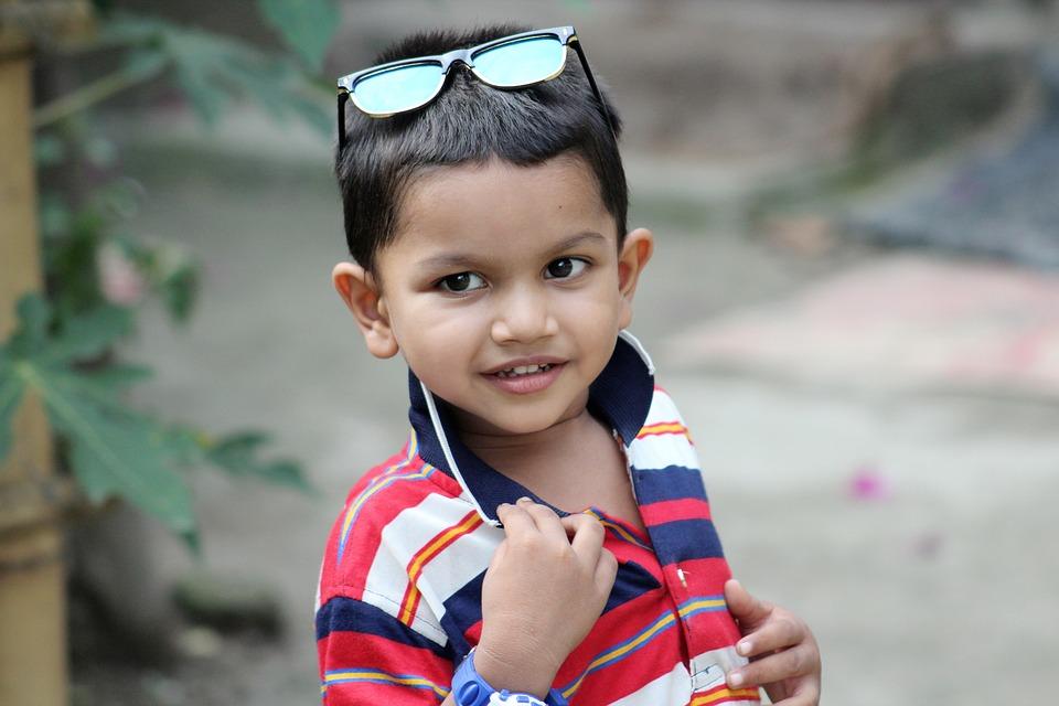 Child, Outdoors, Cute, Little, Fun