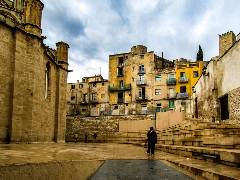 Architecture, Travel, Old, City, Outdoors, Tourism