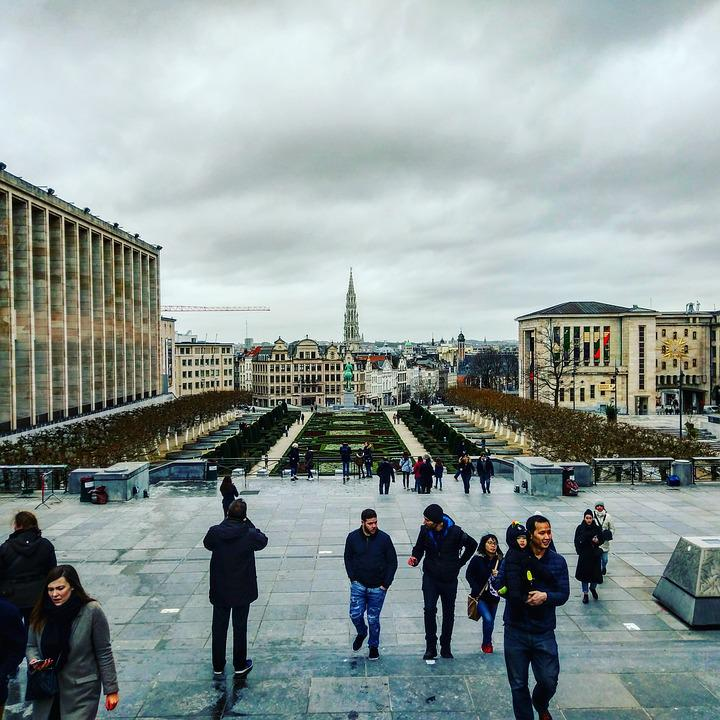 Travel, Big City, Outdoors, Architecture, Cloudy