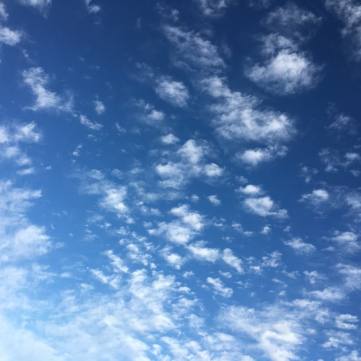Nature, Outdoors, Sky, Downy, Summer, Heaven