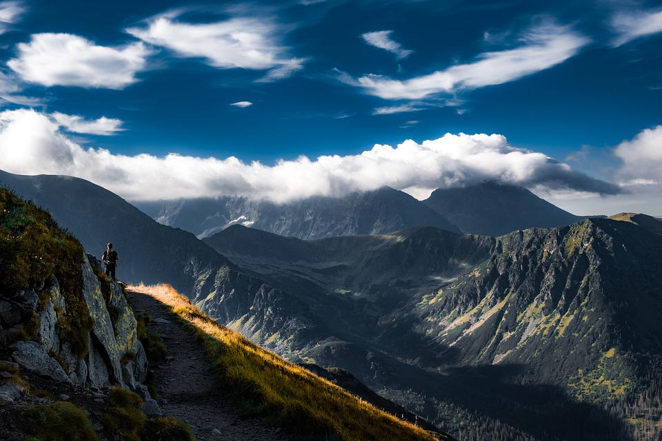 Mountains, Nature, Travel, Exploration, Outdoors