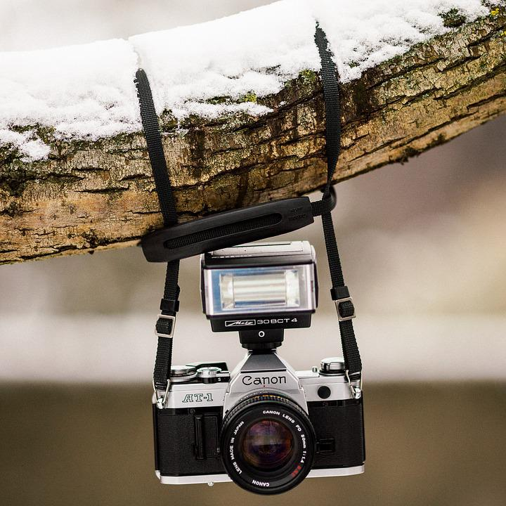 Outdoors, Equipment, Canon, Industry, Nature