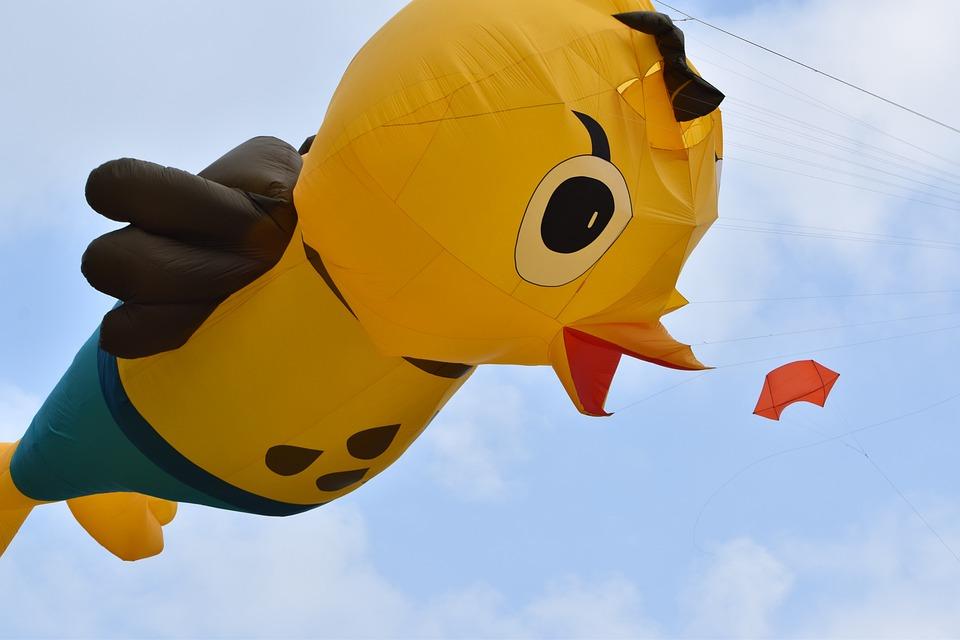 Outdoors, Fun, Toy, Sky, Child, Kite, Kid, Happy, Play