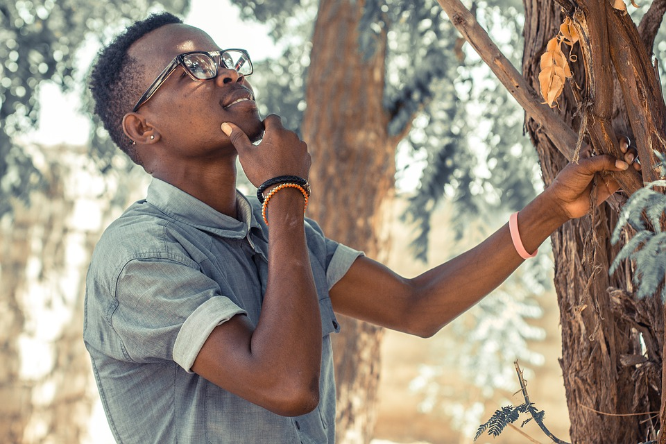 Tree, Nature, Wood, People, Outdoors, Africa, Man