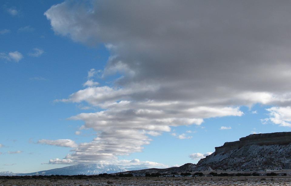 Colorado Plateau, Sky, Geological, Scenic, Outdoors