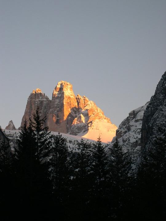 Sky, Travel, Panoramic, Outdoors, Mountain