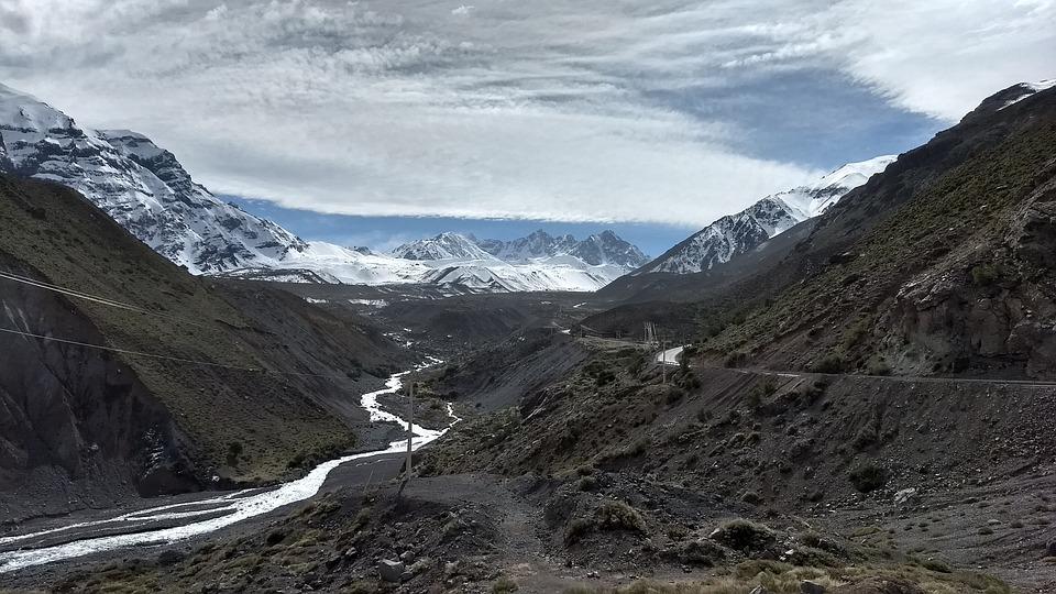 Nature, Mountain, Widescreen, Snow, Landscape, Outdoors