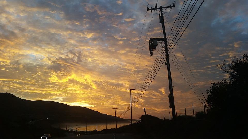 Sky, Sunset, Outdoors, Evening, Dawn