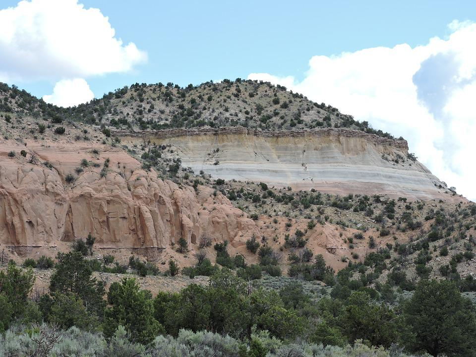 New Mexico, Nature, Scenic, Landscape, West, Outdoors