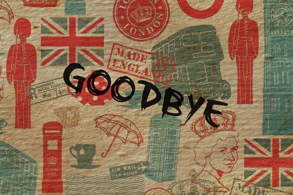 Brexit, Goodbye, Farewell, Outlet, Eu, Separation