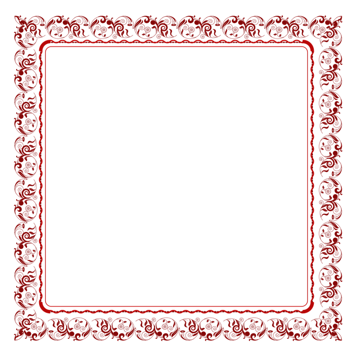 free photo outline frame menu line isolated label ornate max pixel