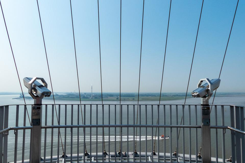 Binoculars, View, Outlook, Distant View, Viewpoint