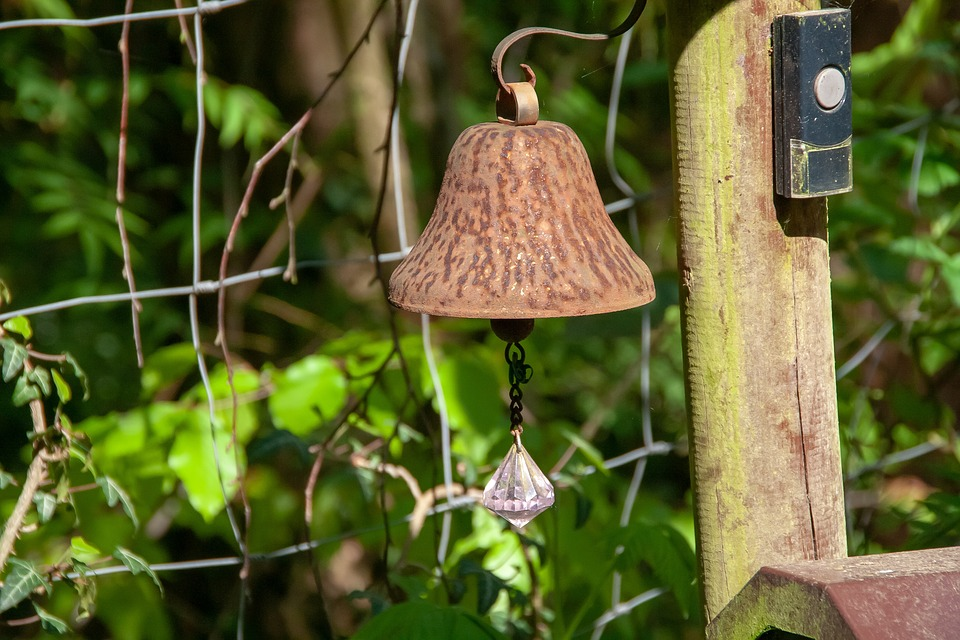 Outside, Bell, Nature, Sound, Summer, Outdoors, Country