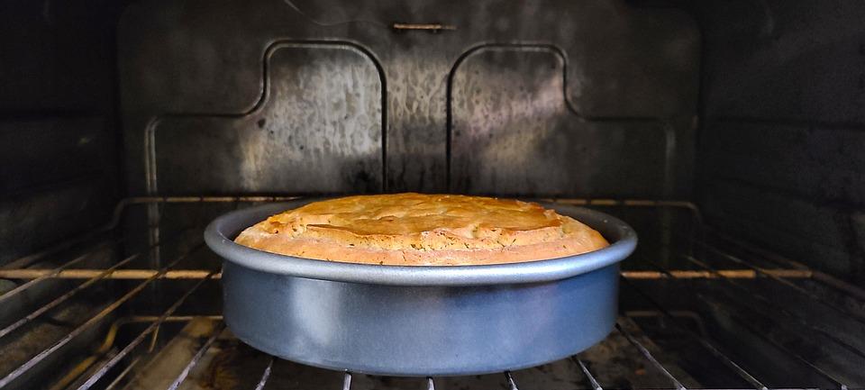 Banana Bread, Oven, Bread, Food, Delicious, Cake