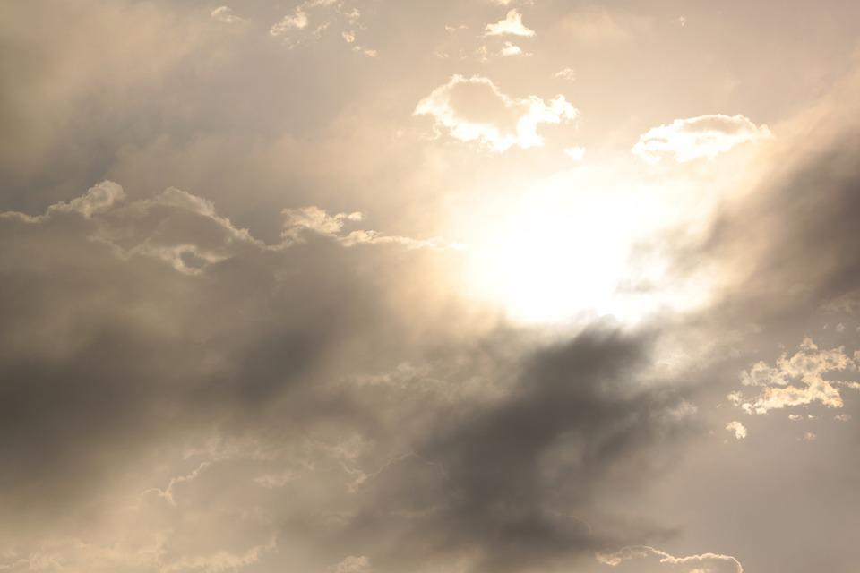 Overcast, Clouds, Mist, Daylight, Atmosphere, Air