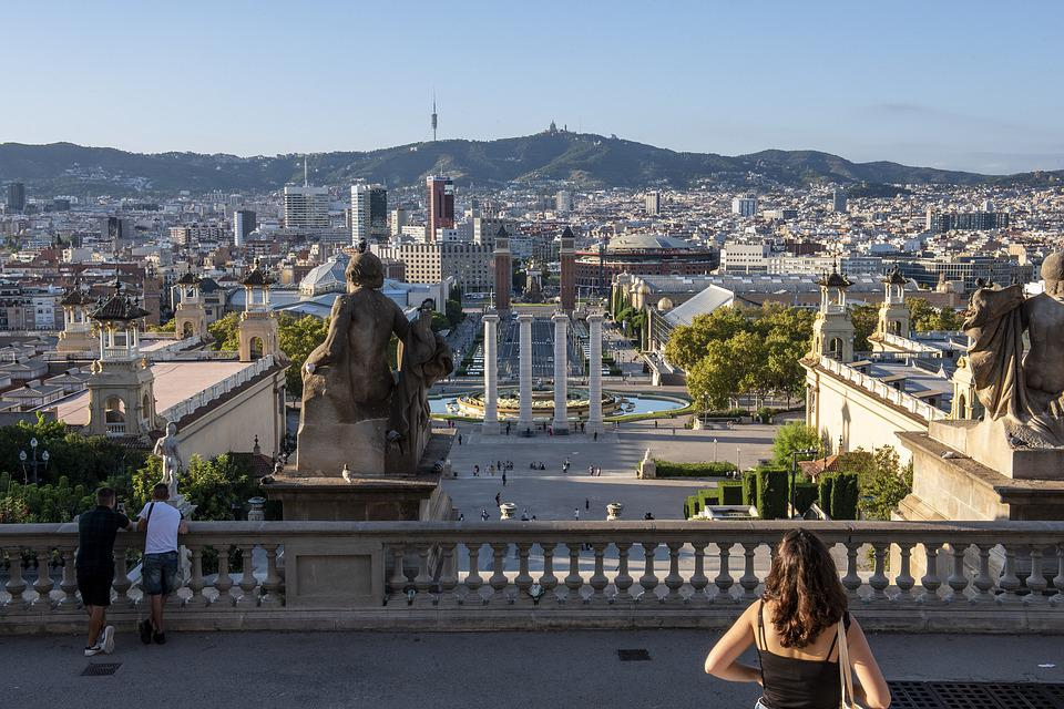 Overlook, Historical, Architecture, City, Travel