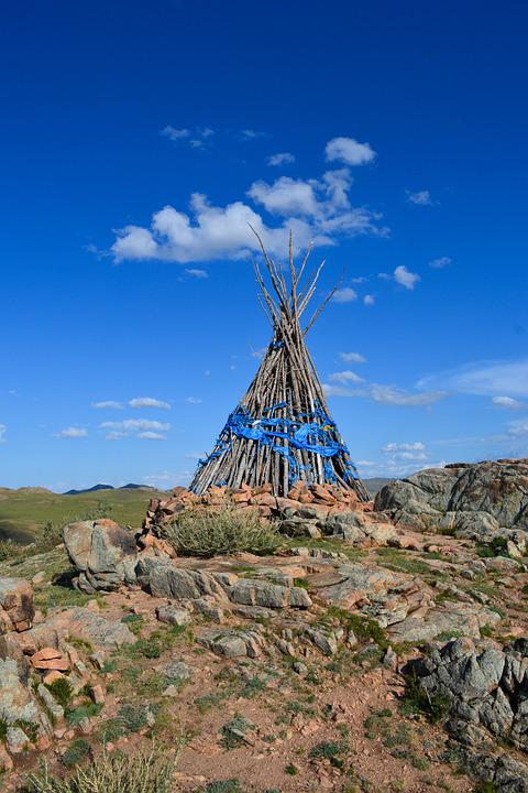 Shamanism, Mongolia, Ovoo, Mongolian Shamanism