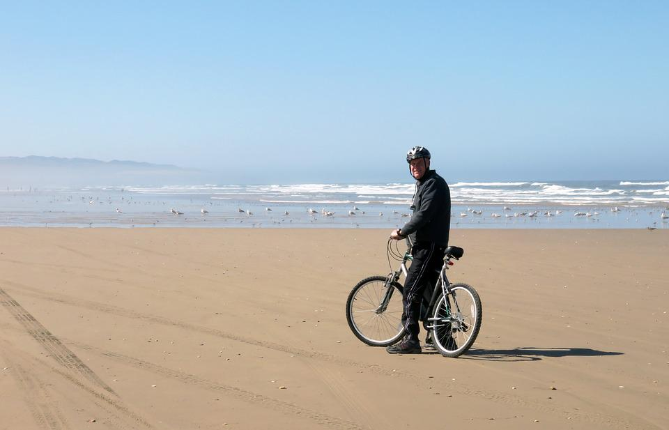 Pismo Bike Beach Vacation Ocean Pacific Coast