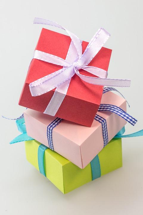 Packages Gift Made Loop Packet Loop Christmas & Free photo Packet Loop Loop Packages Christmas Gift Made - Max Pixel