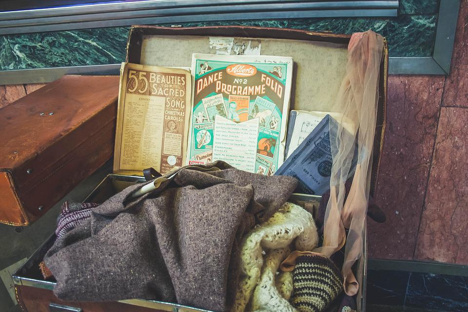 Suitcase, Travel, Packing, Luggage, Baggage, Case, Old