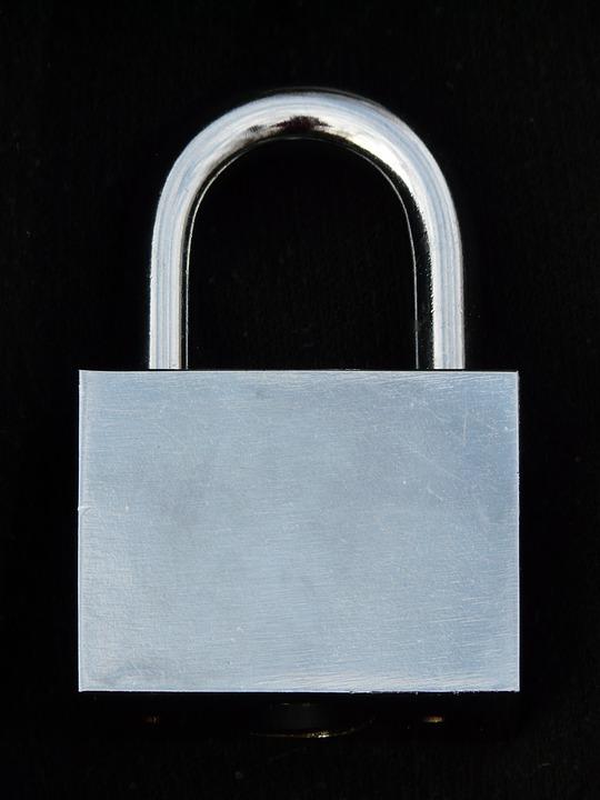 Padlock, Castle, Close, Metal, Security, Lock, Shut Off